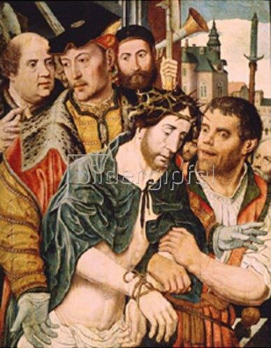 Jan Mostaert: Ecce Homo. 1530/1540