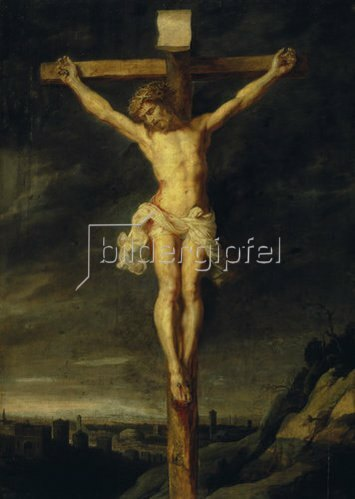 Peter Paul Rubens: Christus am Kreuz