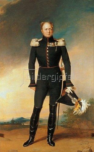 George Dawe: Zar Alexander I.