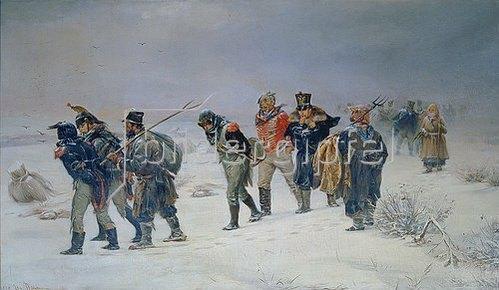 Ilarion M Prjaschnikow: Winterkrieg 1812. 1874