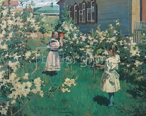 Viktor Borissow-Mussatow: Maiblüten. 1894.