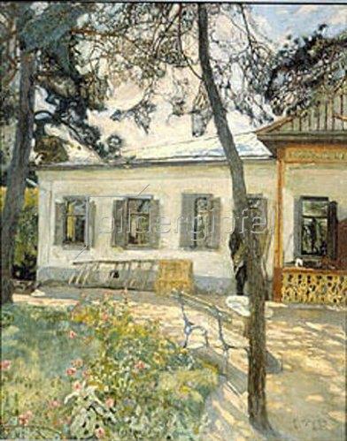 Isaak Brodskij: Sommerhaus. 1906.