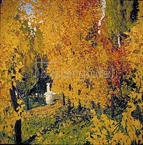 Alexander Jakowlev Golowin: Herbst. 1920.