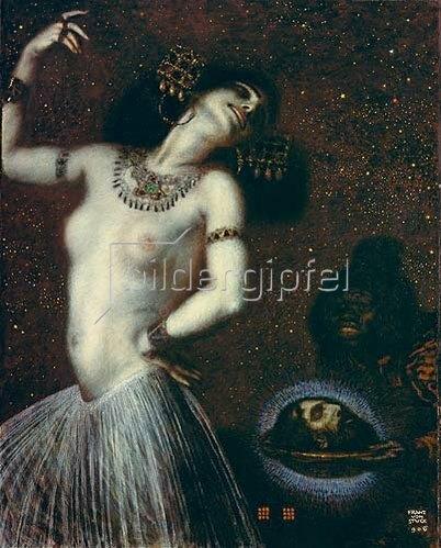 Franz von Stuck: Salome. 1906