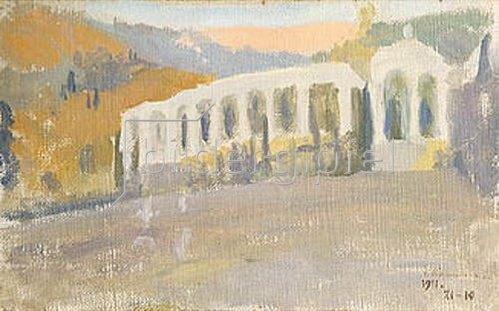 Jakov Kalinichenko: Elegie. 1911.