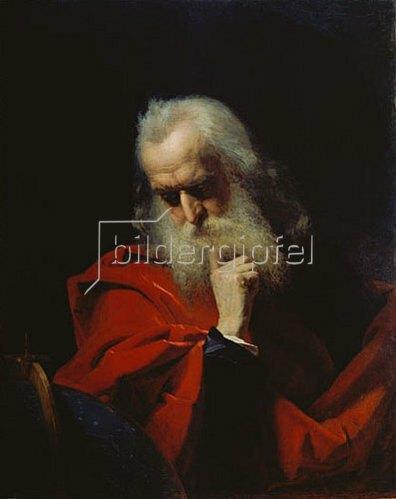 Iwan Keler-Viliandi: Galileo Galilei. 1858.