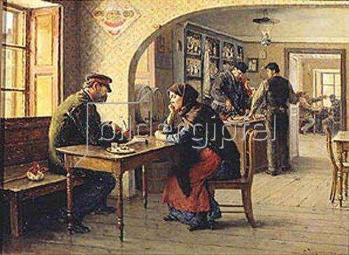 Solomon Kischinewski: Die Bewerbung. 1893.