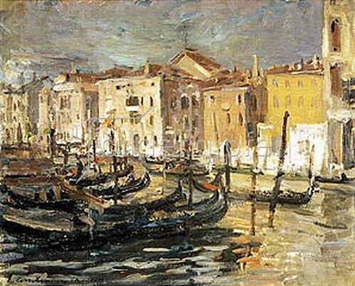 Alexejew. Konstantin Korovin: Venedig. 1894.