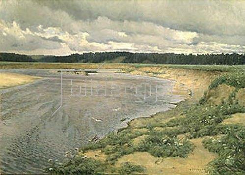 Ilja Ostrouchov: Wind (Siverko). 1890.