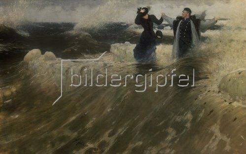 Ilja Efimowitsch Repin: Welche Freiheit! 1903