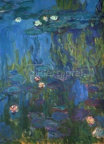 Claude Monet: Nympheas. 1914/17