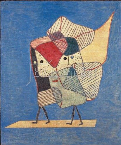 Paul Klee: Zwillinge. 1930