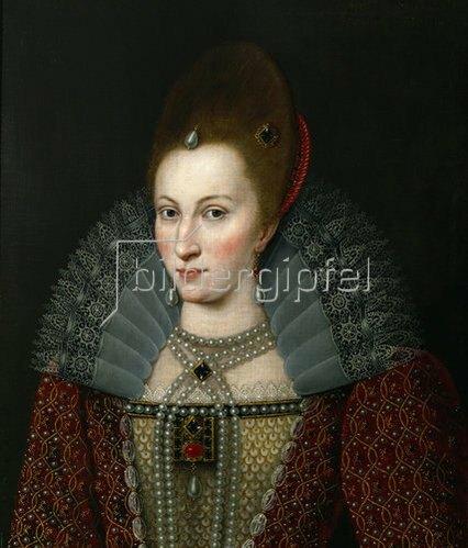 Anonym: Anne von Dänemark, Königin von England (1574-1619), Gemahlin James I.