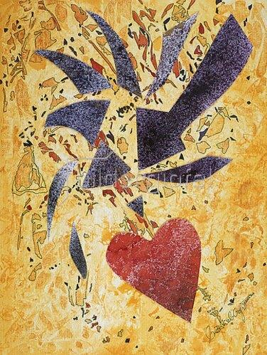 Annette Bartusch-Goger: Amors Pfeil. 2006