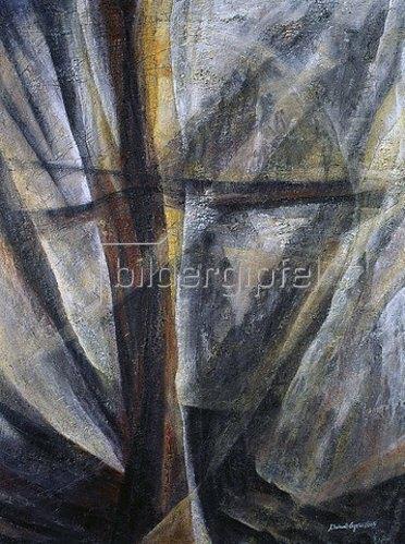 Annette Bartusch-Goger: Ende (telos). Teil eines Triptychons, 2005.