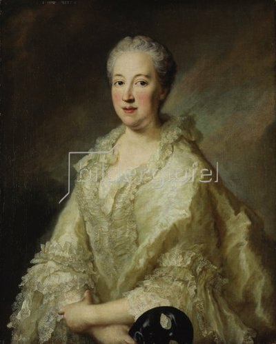 Georg Desmarées: Pfalzgräfin Maria Anna Josepha Charlotte