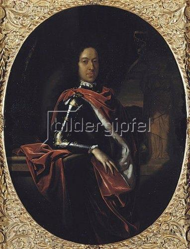 Adriaen van der Werff: Herzog Gaston von Toskana.