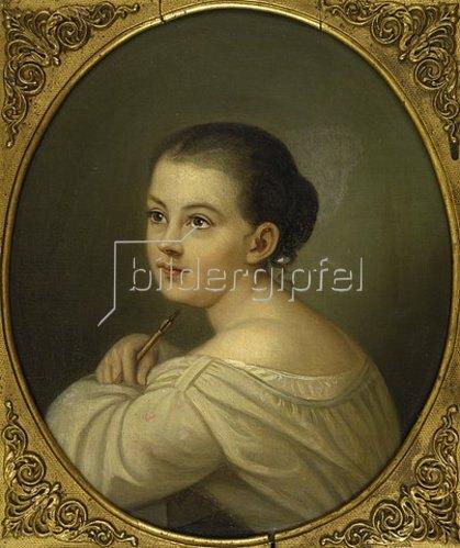 Bardua Caroline: Gisela von Arnim (1827-1889)  Um 1845