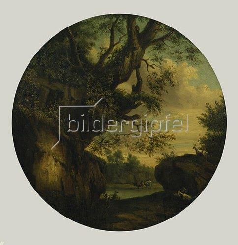 Jacob Philipp Hackert: Landschaft. 1773