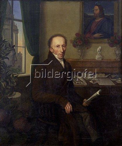 Louise geb. Claude Henry: Georg Heinrich Ludwig Nicolovius. 1831