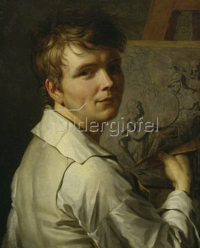 Jacques Augustin Catherine Pajou: Pierre Jean David d'Angers. 1811