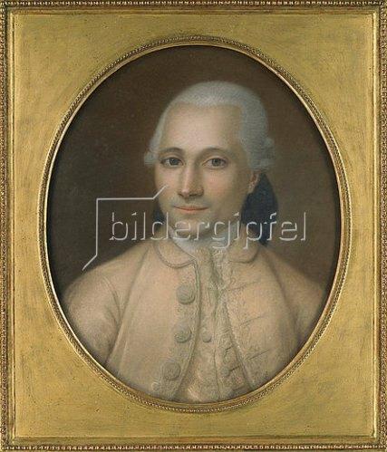 Unbekannter Künstler: Peter Anton Brentano. Nach 1774