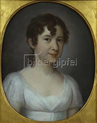 Johann Jacob de Lose: Marianne von Willemer, geb. Jung. 1809