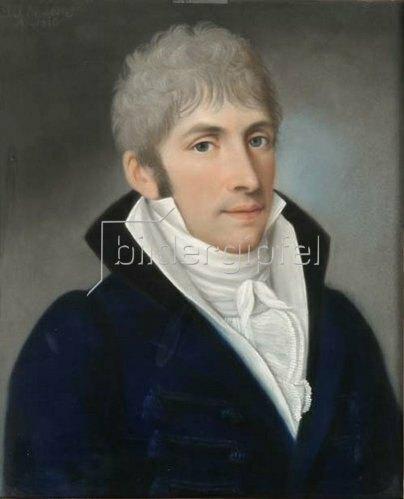 Johann Jacob de Lose: Christian August Joachim Leissring. 1810.