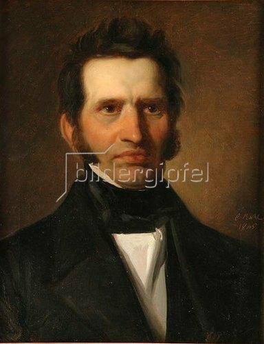 Carl Rahl: Friedrich Christoph Dahlmann. 1845