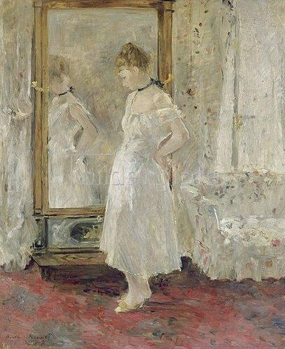 Berthe Morisot: Psyche. 1876