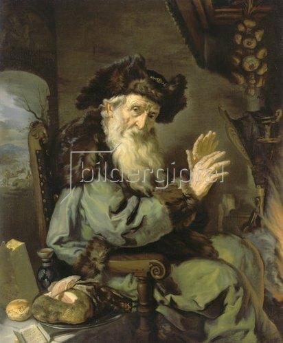 Joachim von Sandrart: Der Monat Januar. 1642.