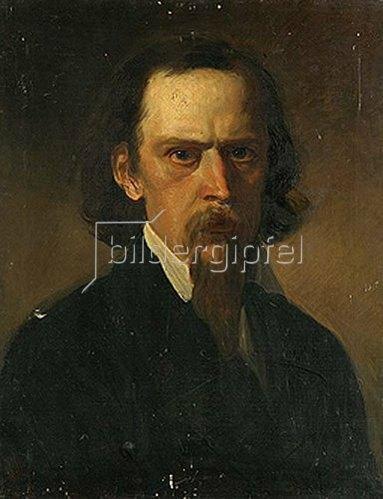 Carl Rahl: Christian Mayer. Vor 1864/65