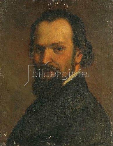Carl Rahl: Vincenz Pilz. Vor 1864/65
