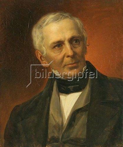 Carl Rahl: Heinrich Maria von Hess. 1850
