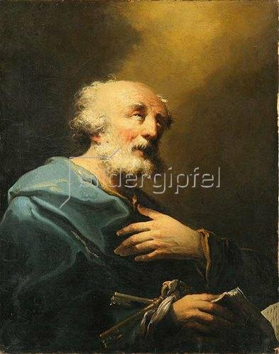 Johann Georg Trautmann: Hl. Petrus