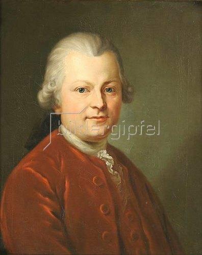 Anton Graff: Gotthold Ephraim Lessing. Nach 1771