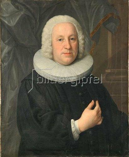 Franz Lippold: Johann Maximilian van der Deeken (Decken). 1748