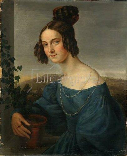 Louise Caroline Seidler: Ottilie Arnoldi. 1832