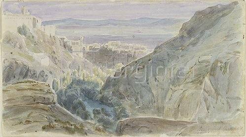 Carl Peter Burnitz: Cuenca.