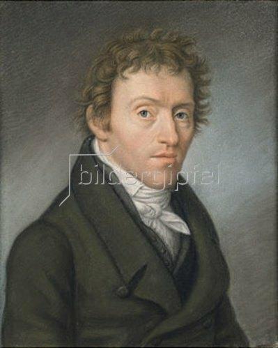 Jacob Wilhelm Christian Roux: Georg Friedrich Creuzer. Um 1815/20