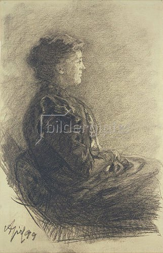 Louis Eysen: Mary Eysen. 1899
