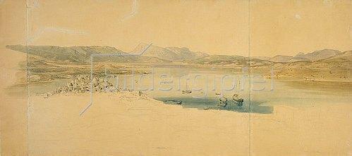 Carl Rottmann: Poros. 1835