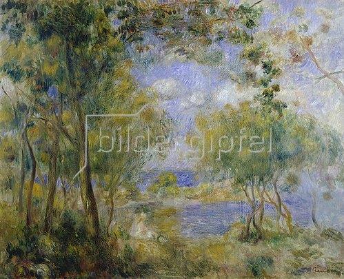 Auguste Renoir: Noirmoutier. Um 1897 oder später.