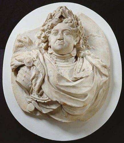 Gabriel Grupello: Kurfürst Friedrich III. von Brandenburg. Um 1700