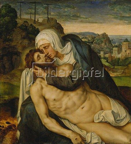 Willem Key: Beweinung Christi.