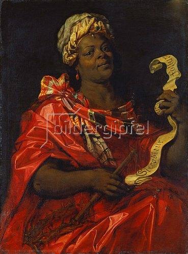 Abraham Janssens I: Die Sibylla Agrippina. Um 1600