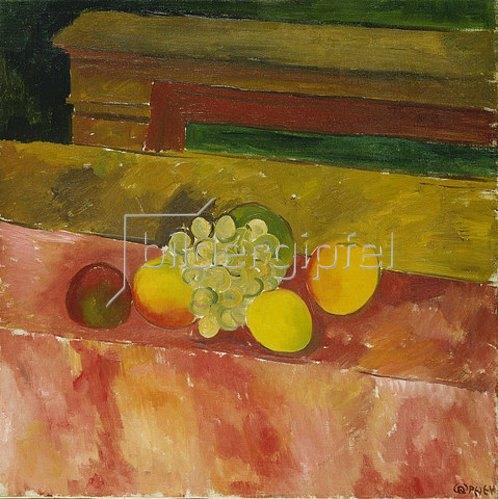 Walter Ophey: Früchtestillleben. 1922-1928