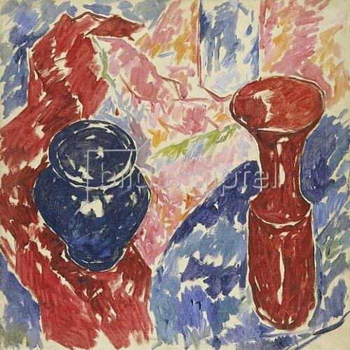 Walter Ophey: Zwei Vasen. Um 1913