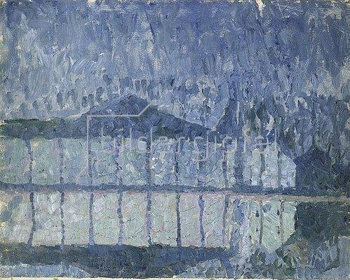 Walter Ophey: Baal. 1907