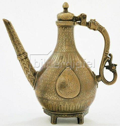 Indien: Kanne. Um 1700.